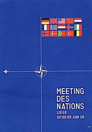 Meeting des Nations 1958